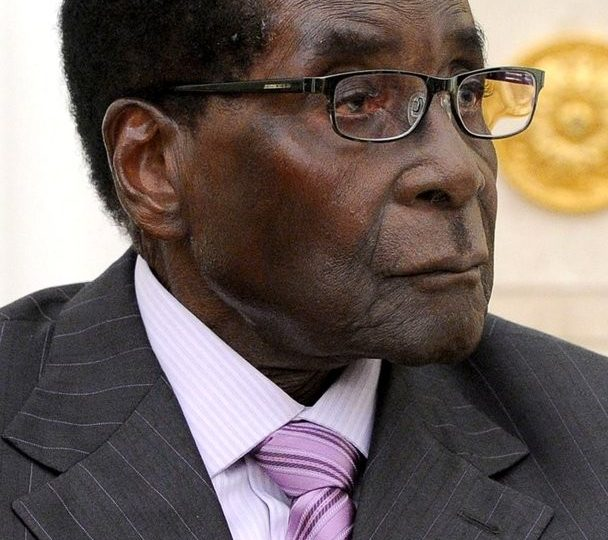 « Ma vérité », Robert Mugabe, Président du Zimbabwe