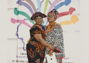 Les femmes camerounaises s'engagent pour la Paix